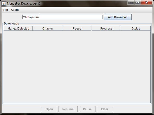 MangaFox Downloader v2 0's here! [Post Updated 01/24]   Geekista